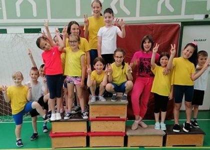 Napközis tábor az iskolában